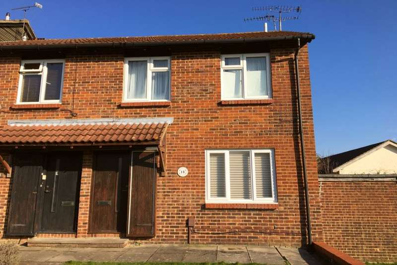 1 Bedroom Flat for sale in Bishop Butt Close, Orpington, BR6
