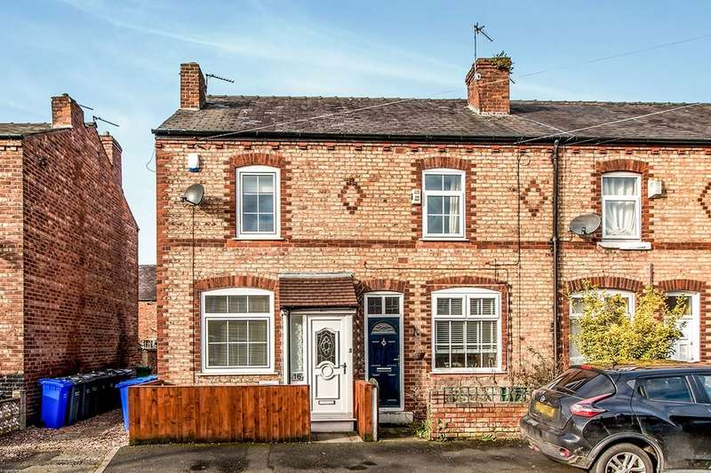 2 Bedrooms Terraced House for sale in Queenhill Road, Northenden , Manchester, M22