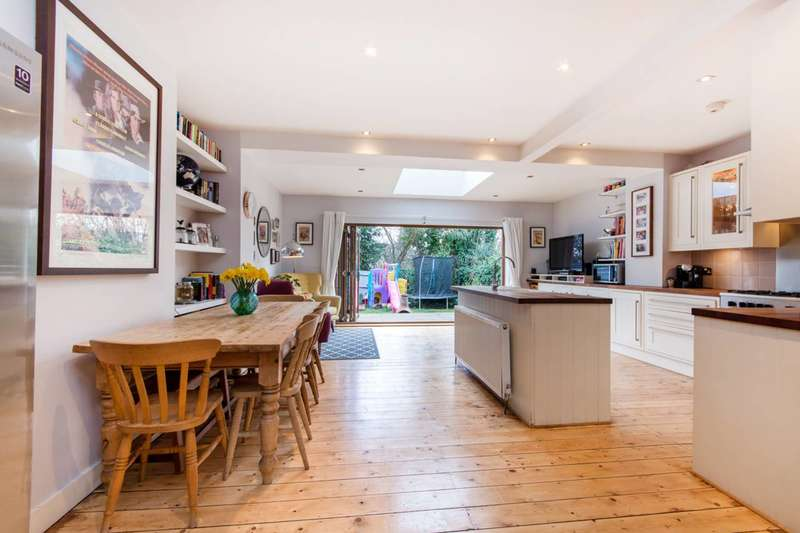 4 Bedrooms End Of Terrace House for sale in Stanford Road, Norbury, SW16