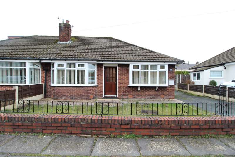 2 Bedrooms Bungalow for sale in Alexander Drive, Unsworth