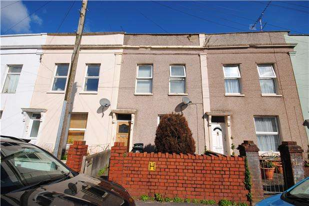 2 Bedrooms Terraced House for sale in Southville Place, Southville, Bristol, BS3 1AW