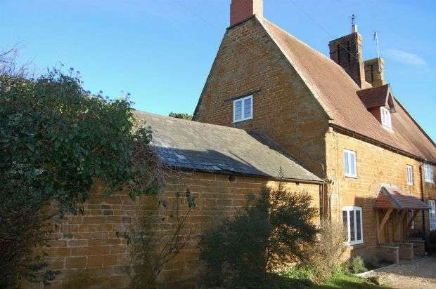 3 Bedrooms Cottage House for sale in Great Brington, , Northampton NN7 4HY