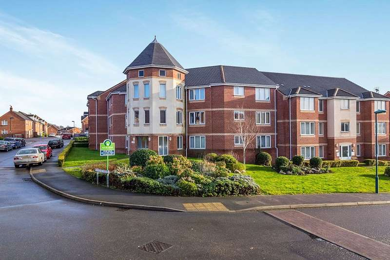 2 Bedrooms Flat for sale in Pavior Road, Nottingham, NG5