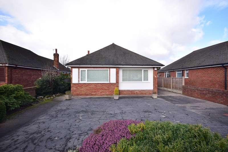 2 Bedrooms Detached Bungalow for sale in Whitby Road, Lytham St Annes, FY8