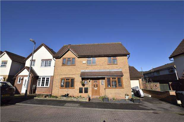 4 Bedrooms Detached House for sale in Tanner Close, Barrs Court, BS30 7XF