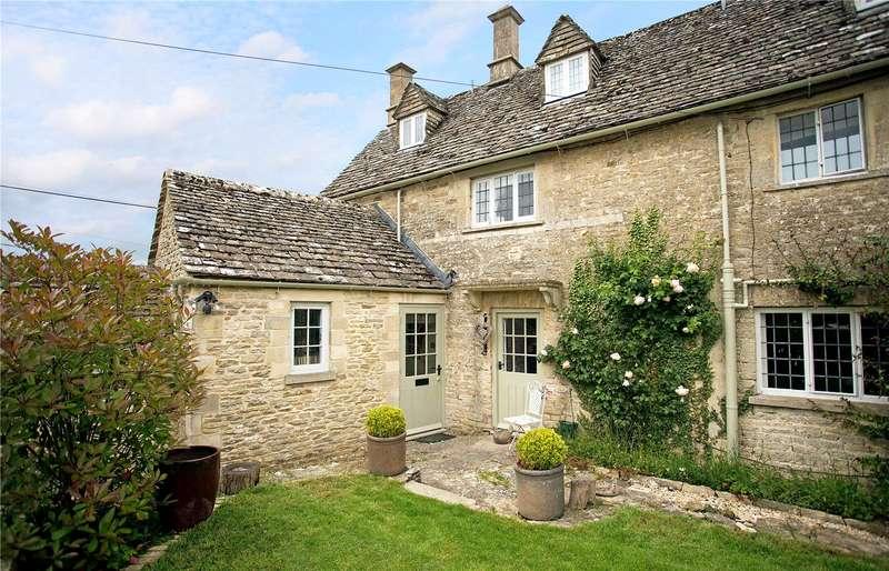 4 Bedrooms House for sale in Arlington, Bibury, Cirencester, Gloucestershire, GL7