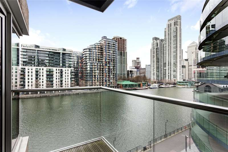 2 Bedrooms Flat for sale in Baltimore Wharf, London, E14