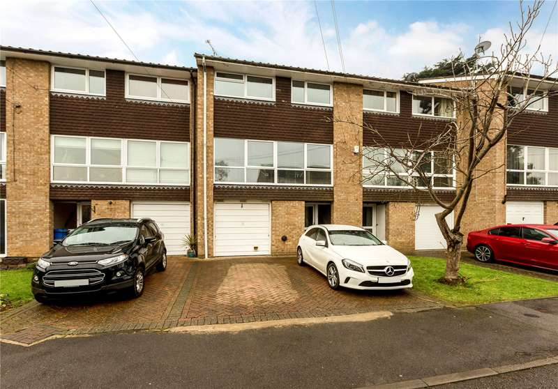 4 Bedrooms Terraced House for sale in Boulters Gardens, Maidenhead, Berkshire, SL6