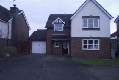 4 Bedrooms Detached House for rent in James Atkinson Way, Leighton, CW1