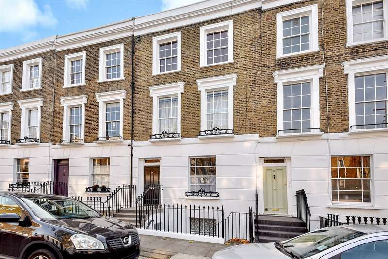 3 Bedrooms Maisonette Flat for sale in Huntingdon Street, Barnsbury, Islington, London, N1