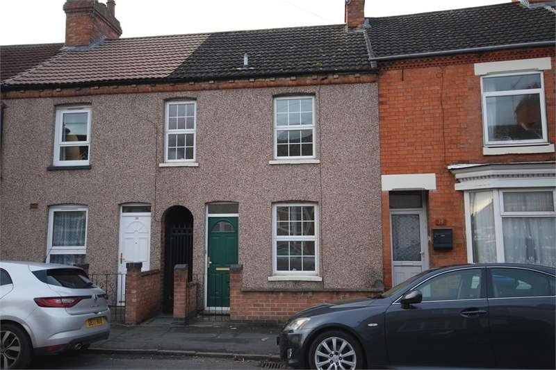 2 Bedrooms Terraced House for sale in Pinfold Street, New Bilton, RUGBY, Warwickshire