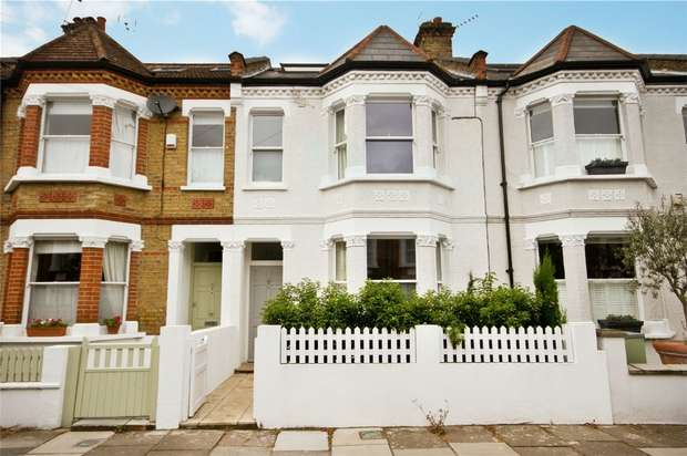 4 Bedrooms Terraced House for sale in Cornwall Grove, Chiswick