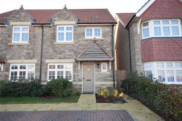 3 Bedrooms Semi Detached House for sale in ROUNDSWELL, Barnstaple, Devon