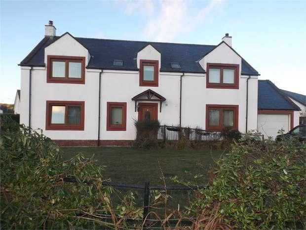 4 Bedrooms Detached House for sale in Dunscore, Dumfries