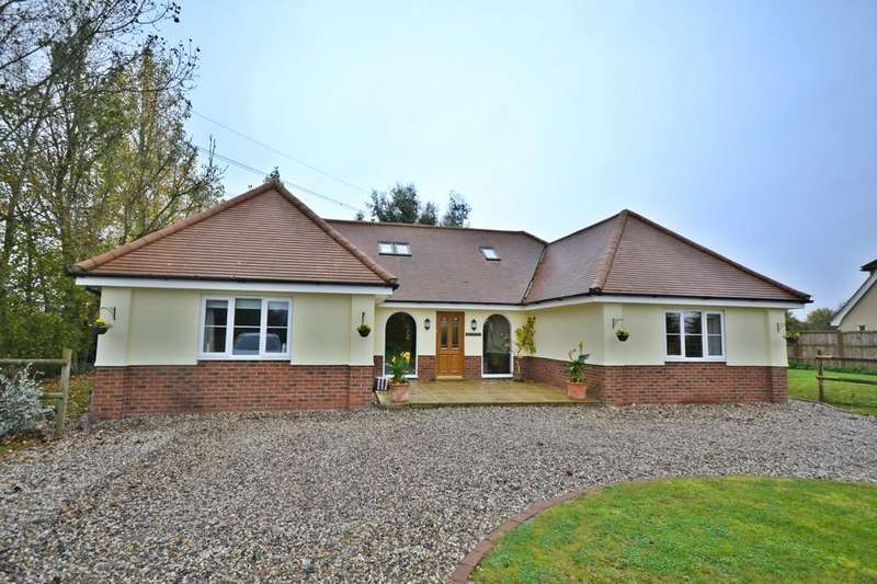 6 Bedrooms Detached House for sale in Monks Lane, Debden Green, SAFFRON WALDEN, Essex