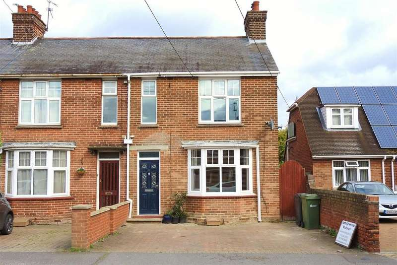 3 Bedrooms End Of Terrace House for sale in The Green, Hatfield Peverel, Chelmsford