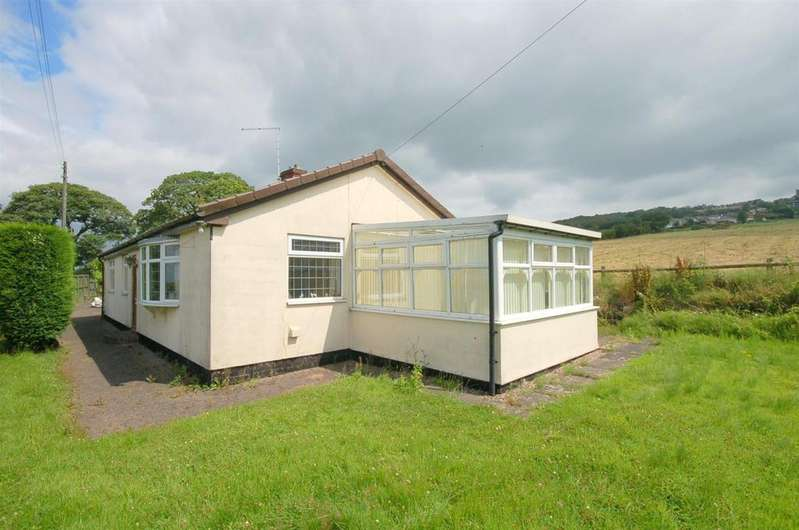 3 Bedrooms Detached Bungalow for sale in Birch Tree Lane, Scholar Green