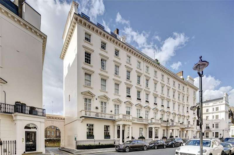 3 Bedrooms Maisonette Flat for sale in West Eaton Place, Belgravia, London, SW1X