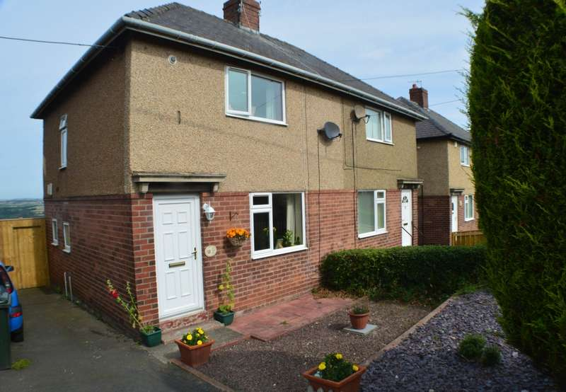 2 Bedrooms Semi Detached House for sale in Milton Grove, Prudhoe, NE42