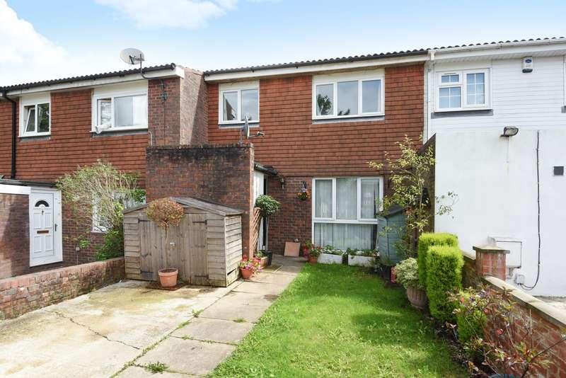 3 Bedrooms Terraced House for rent in Salvington Road, Bewbush, Crawley
