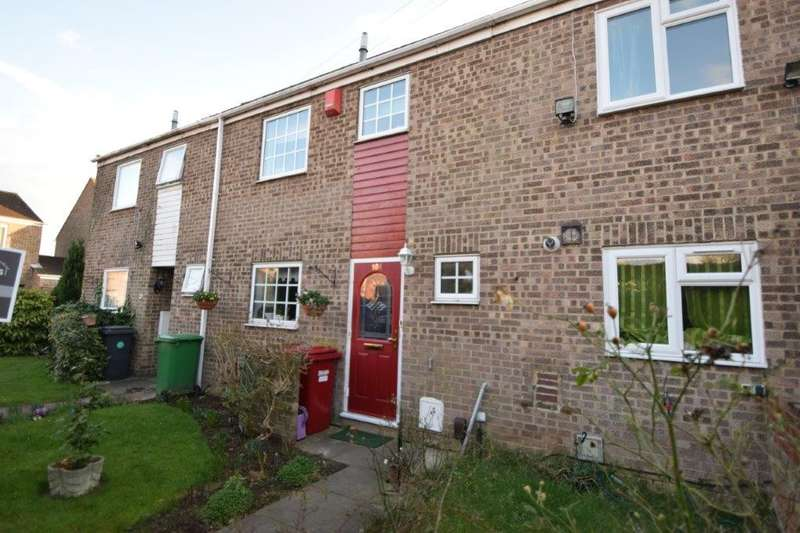 3 Bedrooms Terraced House for sale in Rochfords Gardens, Slough, SL2