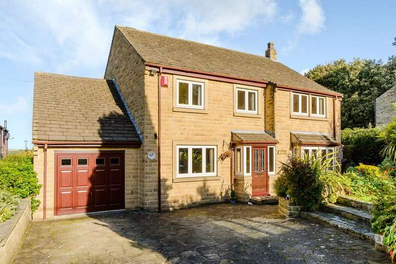 3 Bedrooms Detached House for sale in Scholes Village, Rotherham