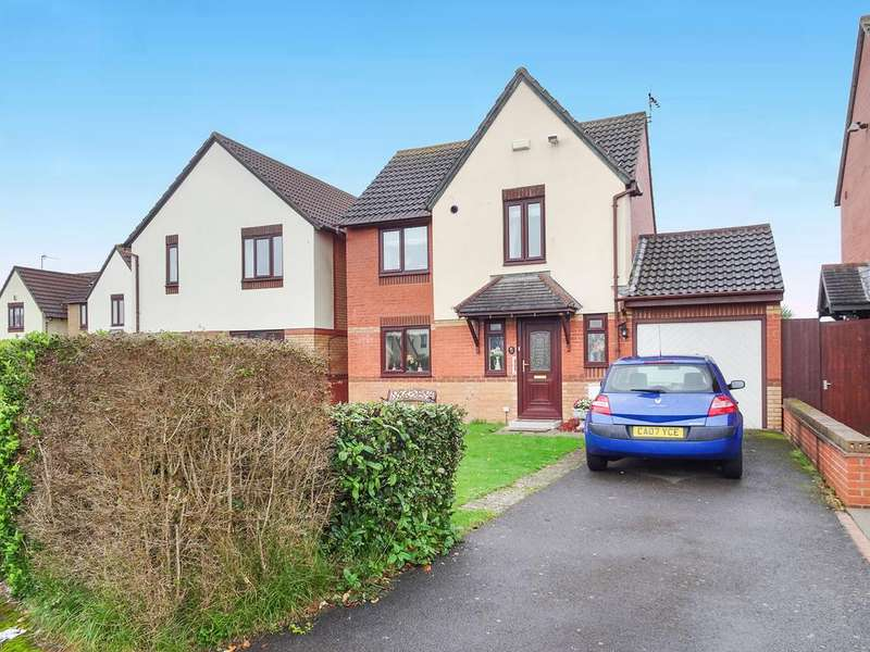 3 Bedrooms Detached House for sale in THE BURROWS, NEWTON, PORTHCAWL, CF36 5AJ