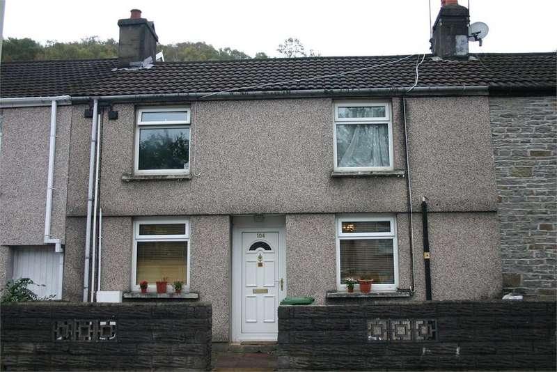 3 Bedrooms Cottage House for sale in 104 Pont-Sion-Norton Road, Norton Bridge, Pontypridd, CF37 4ND