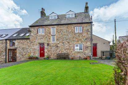 4 Bedrooms Semi Detached House for sale in Lancaster Road, Cockerham, Lancaster, Lancashire, LA2