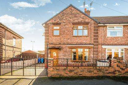 3 Bedrooms Semi Detached House for sale in Squires Avenue, Widnes, Cheshire, WA8