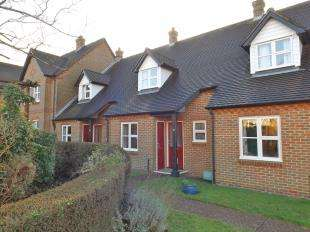 2 Bedrooms Terraced House for sale in Rectory Fields, Cranbrook