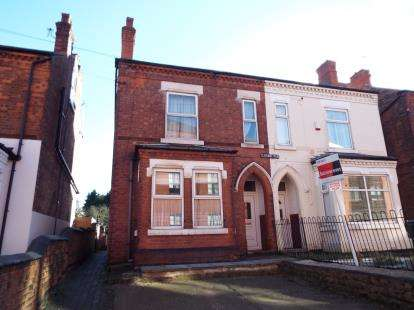 3 Bedrooms Semi Detached House for sale in Burton Road, Carlton, Nottingham