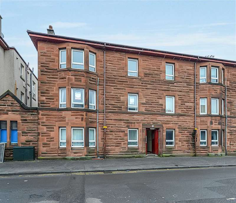 2 Bedrooms Flat for sale in MacDowall Street, Johnstone