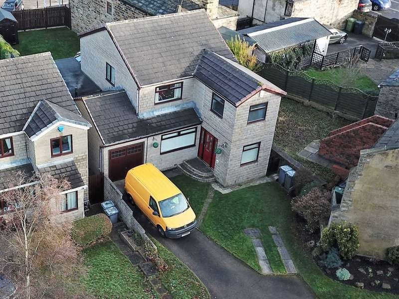 4 Bedrooms Detached House for sale in Spen Lane, Gomersal