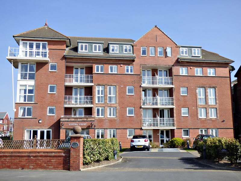1 Bedroom Retirement Property for sale in Lystra Court, 103-107 South Promenade, St Annes