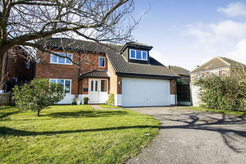 4 Bedrooms Detached House for sale in Welbeck Gardens, Bedford
