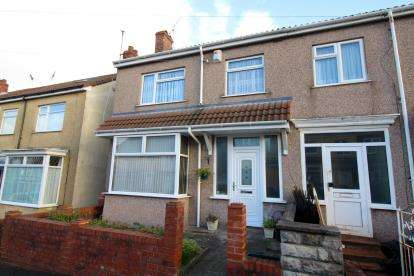 3 Bedrooms End Of Terrace House for sale in Martingale Road, Brislington, Bristol