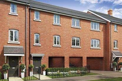 1 Bedroom Flat for sale in OAKBROOK San Andres Drive, Newton Leys, Bletchley, Milton Keynes