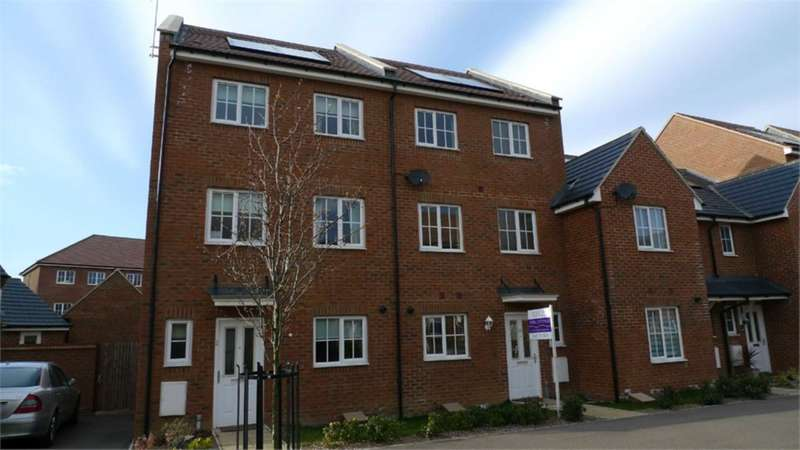 4 Bedrooms Terraced House for rent in Greensand View, Woburn Sands