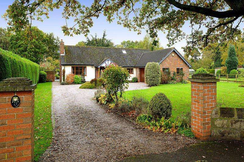 4 Bedrooms Bungalow for sale in Chelford Road, Somerford