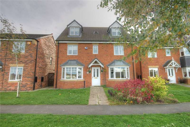 6 Bedrooms Detached House for sale in Dixon Way, Coundon, Bishop Auckland, DL14