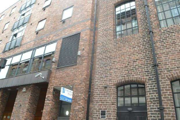 3 Bedrooms Apartment Flat for sale in 5 Concert Street, Liverpool