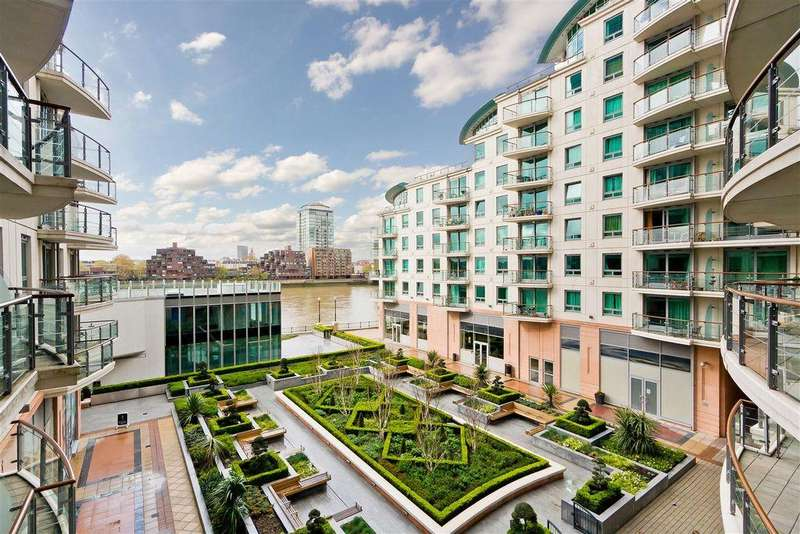 4 Bedrooms Penthouse Flat for sale in KESTREL HOUSE, ST GEORGE WHARF, SW8