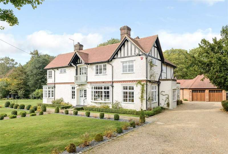 8 Bedrooms Detached House for sale in Ayres End Lane, Harpenden, Hertfordshire, AL5