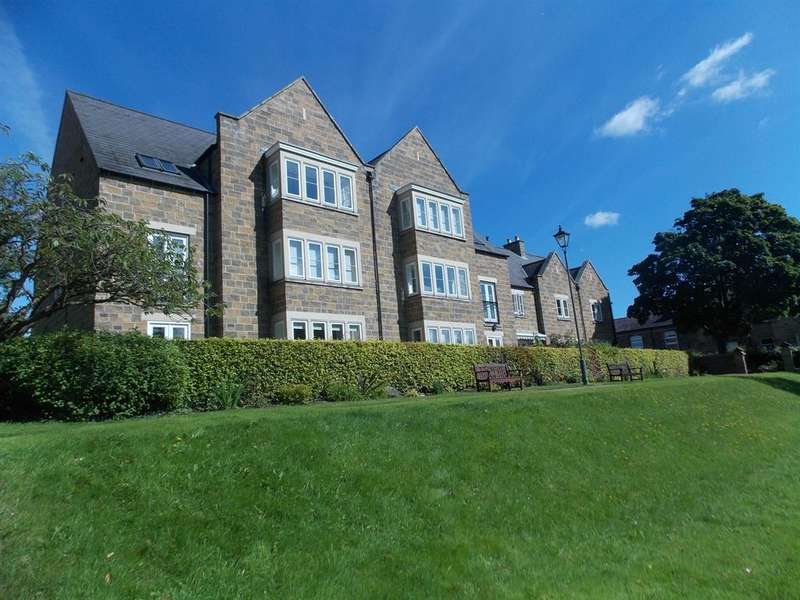 2 Bedrooms Apartment Flat for sale in Swathmoor House, School Lane, Great Ayton, Middlesbrough, TS9 6SQ