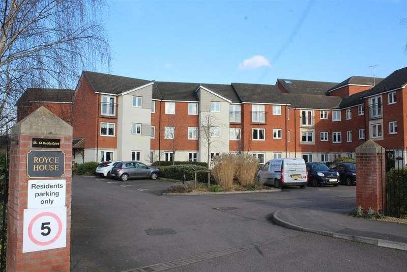 2 Bedrooms Flat for sale in Hedda Drive, Hampton Hargate, Peterborough