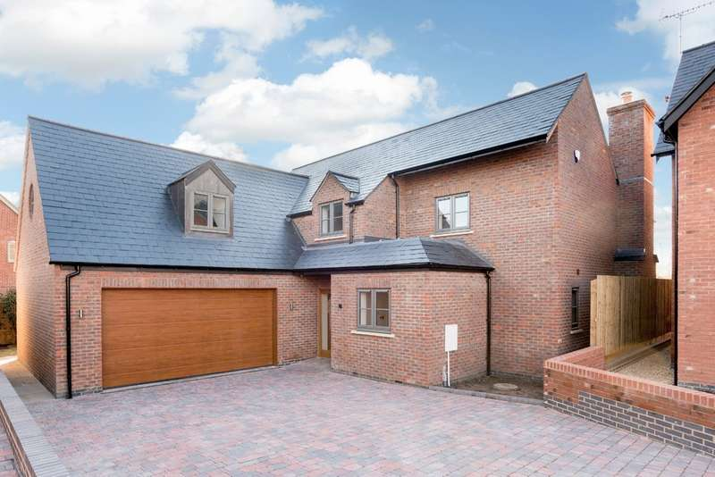 5 Bedrooms Detached House for sale in Mulberry House, Spring Acre, Welford On Avon