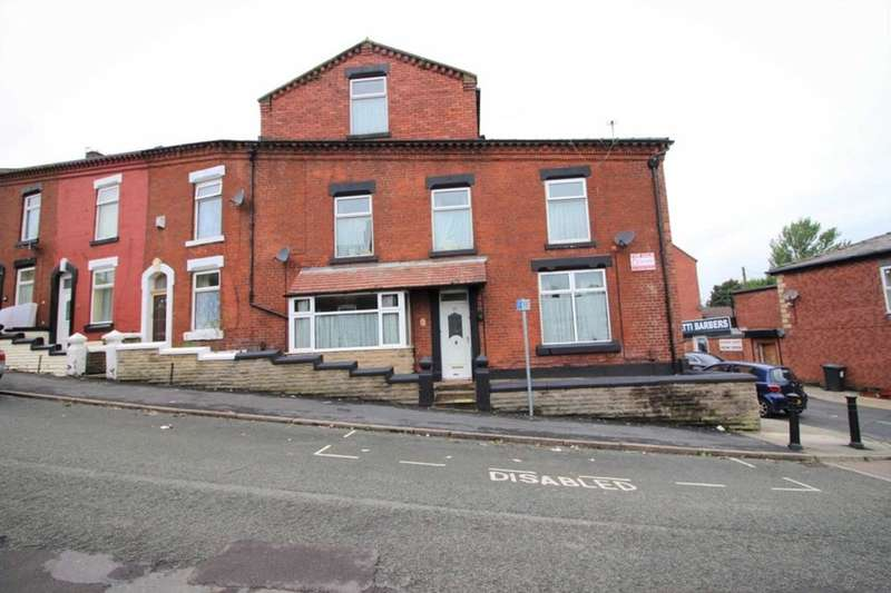 5 Bedrooms End Of Terrace House for sale in Werneth Hall Road, Coppice, Oldham