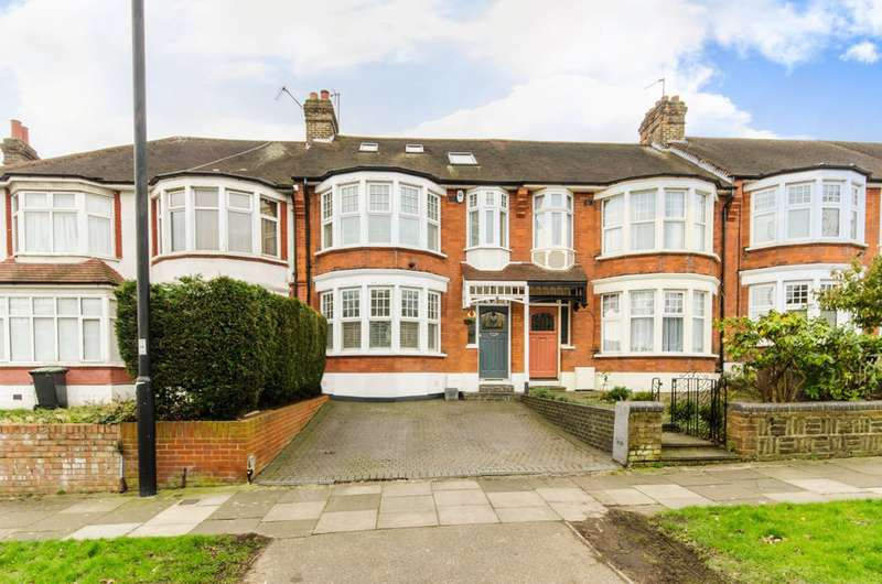 4 Bedrooms House for sale in Bourne Hill, Palmers Green, N13