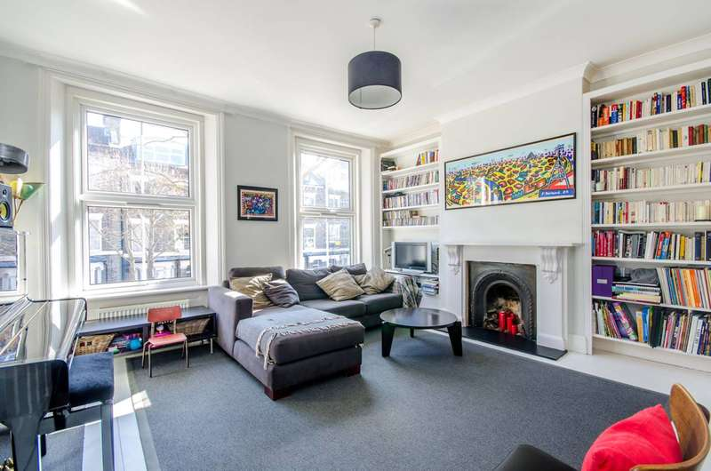 4 Bedrooms Maisonette Flat for rent in Moray Road, Finsbury Park, N4